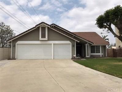 3762 S Peach Tree Place, Ontario, CA 91761 - MLS#: CV18220232