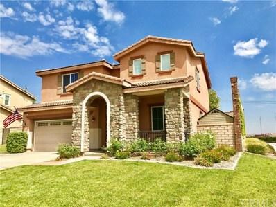 15431 Petunia Street, Fontana, CA 92336 - MLS#: CV18220479