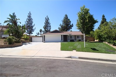 6949 Southridge Drive, Riverside, CA 92506 - MLS#: CV18221716