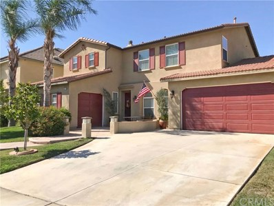 13322 Brass Ring Lane, Eastvale, CA 92880 - MLS#: CV18222941