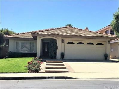 1488 Poppy Street, Upland, CA 91784 - MLS#: CV18223259
