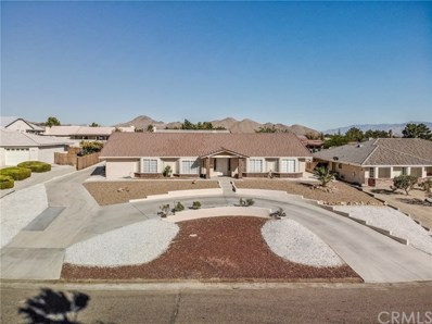16397 Menahka Road, Apple Valley, CA 92307 - #: CV18224049