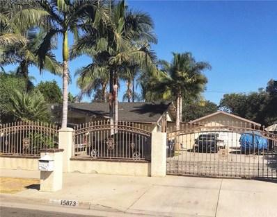 15873 Alwood Street, Valinda, CA 91744 - MLS#: CV18224506