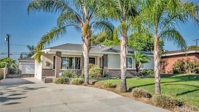 319 W Tudor Street, Covina, CA 91722 - MLS#: CV18224704