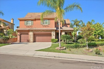 16947 Broken Rock Court, Riverside, CA 92503 - MLS#: CV18225256