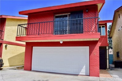 2904 Cogswell Road UNIT 3, El Monte, CA 91732 - MLS#: CV18226131