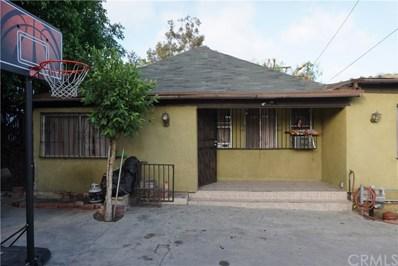 323 S Avenue 60, Highland Park, CA 90042 - #: CV18226135