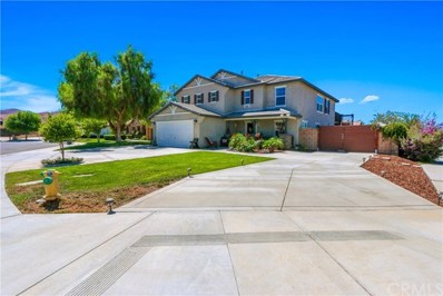 3480 Tallgrass Court, Perris, CA 92570 - MLS#: CV18226336