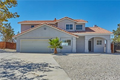 11722 Dana Drive, Adelanto, CA 92301 - MLS#: CV18226456