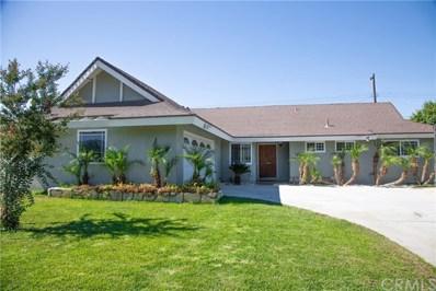 10845 Mercer Avenue, Riverside, CA 92505 - MLS#: CV18226528