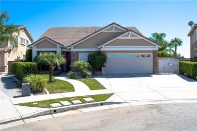 12282 Iron Stone Drive, Rancho Cucamonga, CA 91739 - MLS#: CV18226893