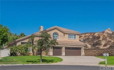 2391 Moonridge Circle, Corona, CA 92879 - MLS#: CV18227081