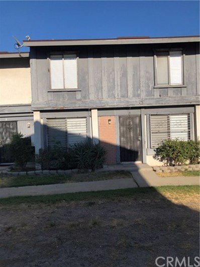 16760 Village Lane UNIT A, Fontana, CA 92336 - MLS#: CV18227284
