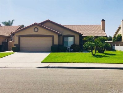 4349 Ridgerider Court, Jurupa Valley, CA 92509 - MLS#: CV18227625