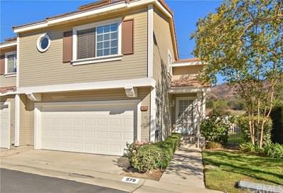 579 Canyon Hill Road, San Dimas, CA 91773 - MLS#: CV18227703