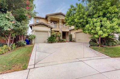 7472 Kenwood Place, Rancho Cucamonga, CA 91739 - MLS#: CV18227739