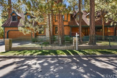 42135 Evergreen Drive, Big Bear, CA 92315 - MLS#: CV18227786