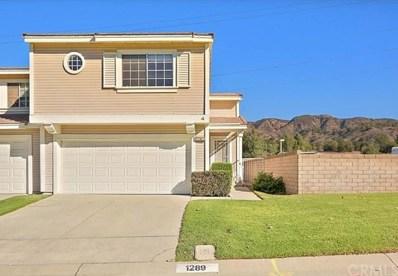 1289 Deer Creek Road, San Dimas, CA 91773 - MLS#: CV18227828