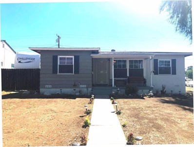 2122 Heather Way, Pomona, CA 91767 - MLS#: CV18228159