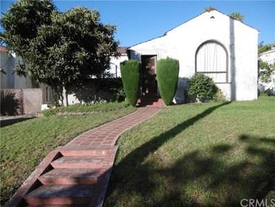 5011 West Boulevard, View Park, CA 90043 - MLS#: CV18228409