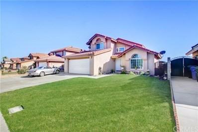 17203 Fern Street, Fontana, CA 92336 - MLS#: CV18228798