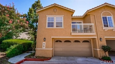 11450 Church Street UNIT 43, Rancho Cucamonga, CA 91730 - MLS#: CV18229574