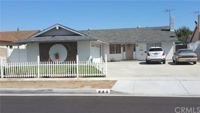444 Abelian Avenue, West Covina, CA 91792 - MLS#: CV18230138