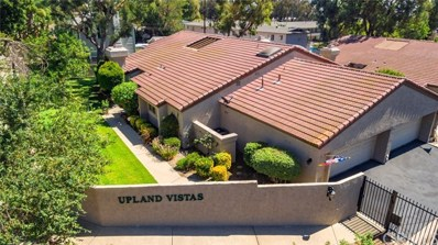 484 Corte Blanco UNIT 54, Upland, CA 91786 - MLS#: CV18230596