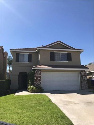 5378 Tenderfoot Drive, Fontana, CA 92336 - MLS#: CV18231567