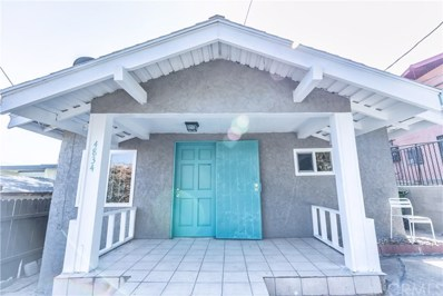 4834 Edison Street, Los Angeles, CA 90032 - MLS#: CV18231885