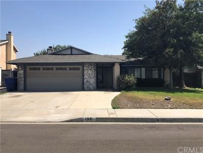 155 San Anselmo Avenue, San Bernardino, CA 92410 - MLS#: CV18232319