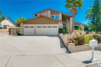 6523 Aquamarine Avenue, Rancho Cucamonga, CA 91701 - MLS#: CV18232568