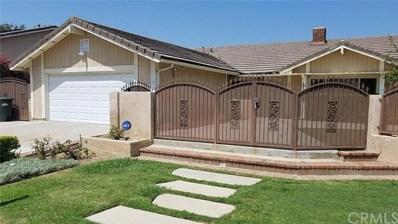 19545 Quicksilver Lane, Rowland Heights, CA 91748 - MLS#: CV18232869