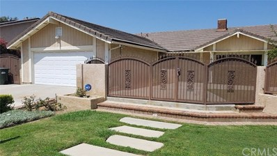 19545 Quicksilver Lane, Rowland Heights, CA 91748 - MLS#: CV18232869