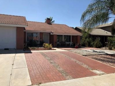 13836 Sylmar Drive, Moreno Valley, CA 92553 - MLS#: CV18232894