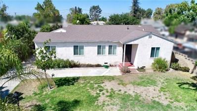 1445 N Calera Avenue N, Covina, CA 91722 - MLS#: CV18232934