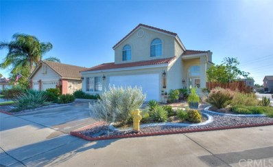 13459 Crocker Court, Fontana, CA 92336 - MLS#: CV18232947
