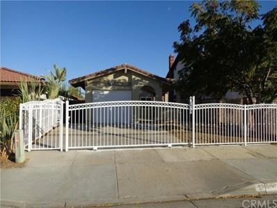 13668 Pattilynn Drive, Moreno Valley, CA 92553 - MLS#: CV18233252