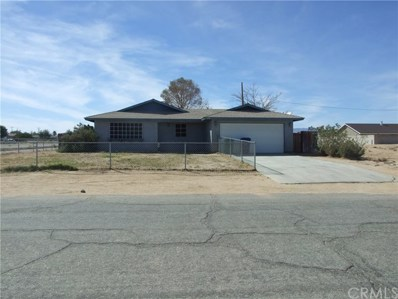 8361 REDWOOD Boulevard, California City, CA 93505 - MLS#: CV18234406