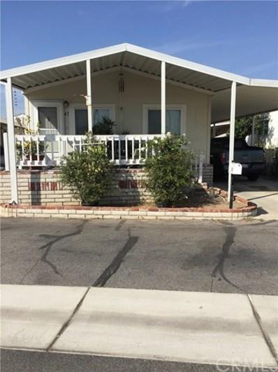 21210 Arrow hwy UNIT 47, Covina, CA 91724 - MLS#: CV18234917