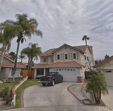 19287 Foxtail Lane, Riverside, CA 92508 - MLS#: CV18234981
