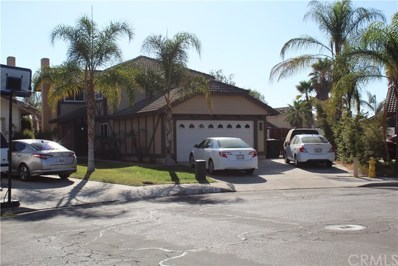 24423 Dyna Place, Moreno Valley, CA 92551 - MLS#: CV18235104