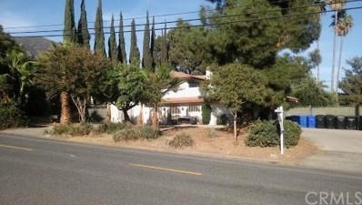 5211 Sapphire Street, Alta Loma, CA 91701 - MLS#: CV18235196