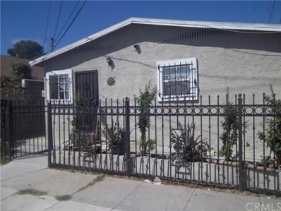 519 W 65th Street, Los Angeles, CA 90044 - MLS#: CV18235267