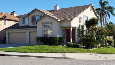 15591 Eastwind Avenue, Fontana, CA 92336 - MLS#: CV18235456