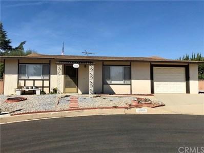 11655 Verona Street, Yucaipa, CA 92399 - MLS#: CV18235963