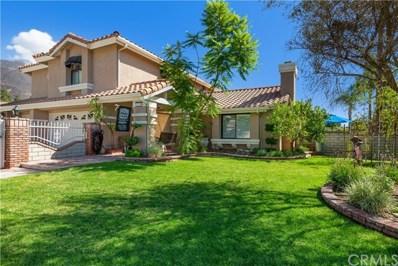 5255 Jasper Street, Alta Loma, CA 91701 - MLS#: CV18235975