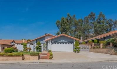18849 Sutter Creek Drive, Walnut, CA 91789 - MLS#: CV18236364