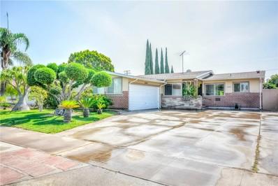2828 W Devoy Drive, Anaheim, CA 92804 - MLS#: CV18236540