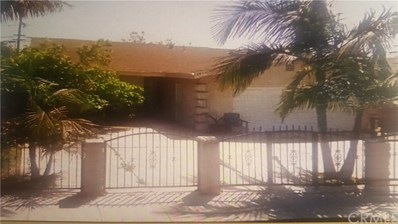 1482 W 154TH Street, Compton, CA 90220 - MLS#: CV18237443